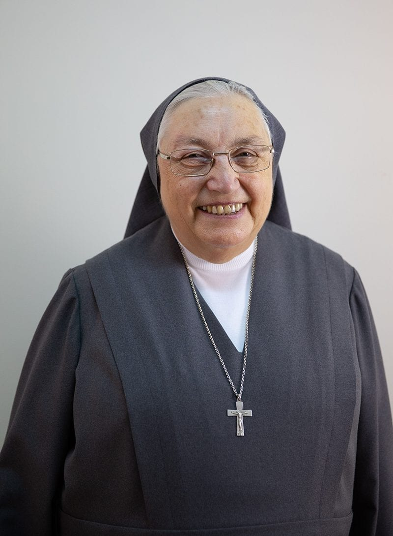 Mother Yvonne Reungoat